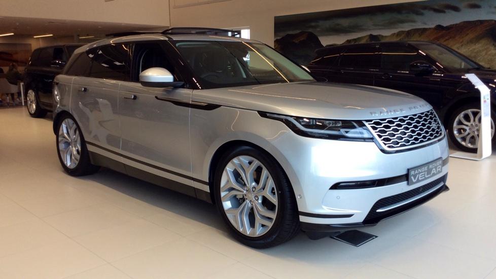 Land Rover Range Rover Velar 2.0 D240 SE 5dr Auto Diesel ...