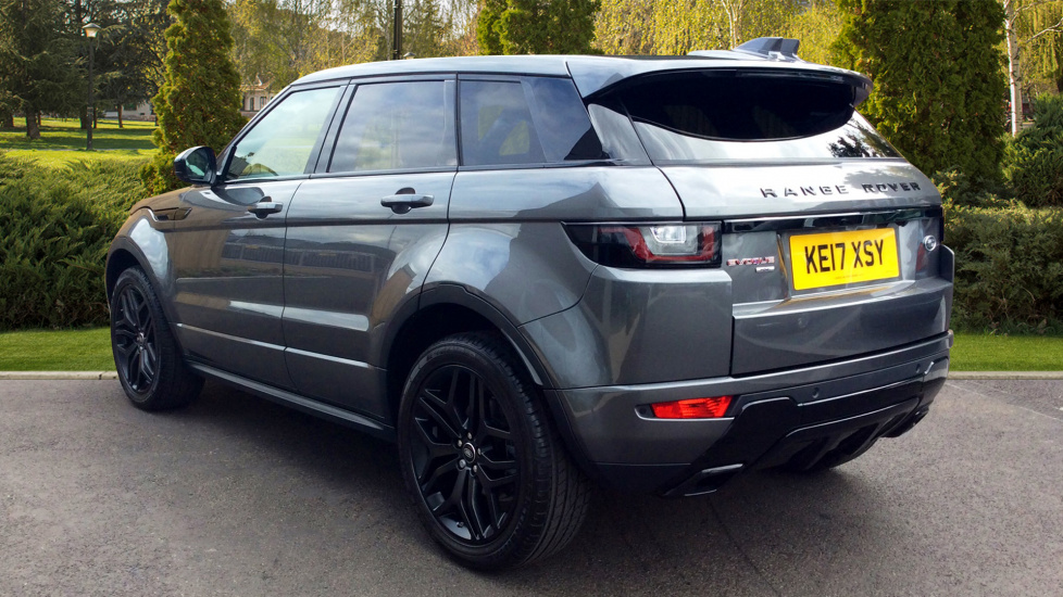 land rover range rover evoque 2 0 td4 hse dynamic 5dr diesel automatic 4x4 2017 ke17xsy in. Black Bedroom Furniture Sets. Home Design Ideas