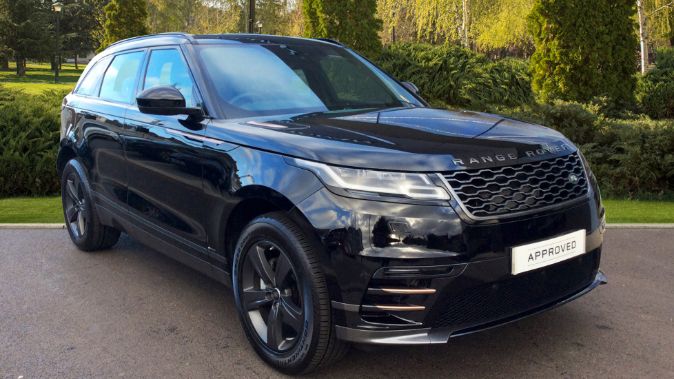 Used Range Rover For Sale >> Used - Land Rover Range Rover Velar Cars for Sale | Grange