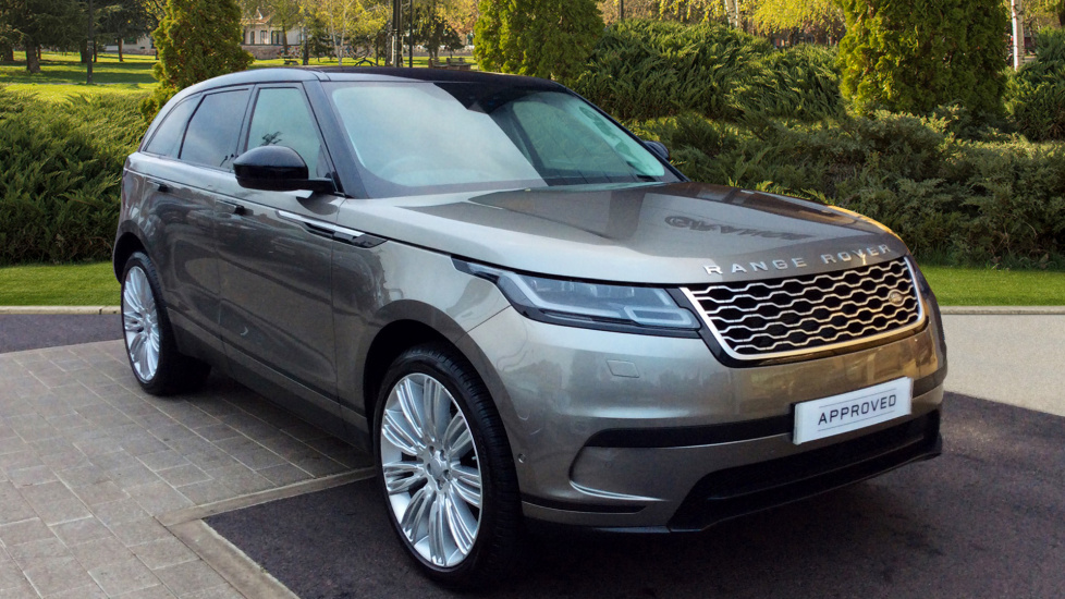land rover range rover velar 2 0 d240 hse 5dr diesel. Black Bedroom Furniture Sets. Home Design Ideas