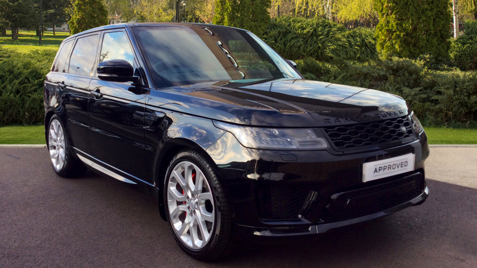 land rover range rover sport 4 4 sdv8 autobiography dynamic 5dr diesel automatic 4x4 2018. Black Bedroom Furniture Sets. Home Design Ideas