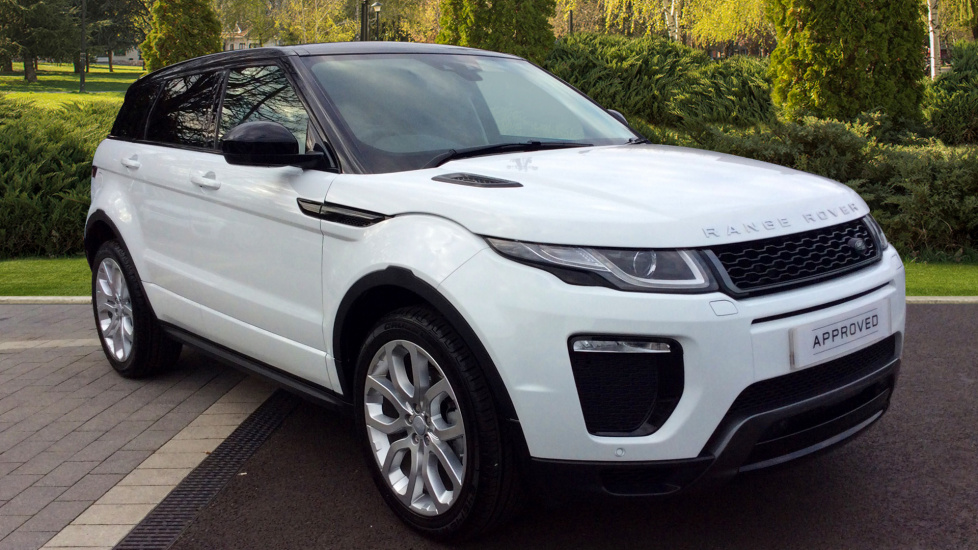 land rover range rover evoque 2 0 td4 hse dynamic 5dr diesel 4 door hatchback 2018 at land. Black Bedroom Furniture Sets. Home Design Ideas