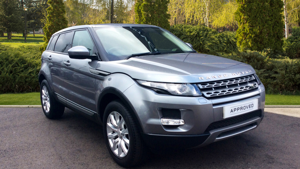 Land Rover Range Rover Evoque 2.2 SD4 Pure 5dr [Tech Pack] Diesel Automatic Hatchback (2014) image