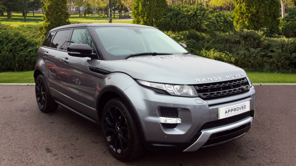 Land Rover Range Rover Evoque 2.2 SD4 Dynamic 5dr [Lux Pack] Diesel Automatic Hatchback (2013) image