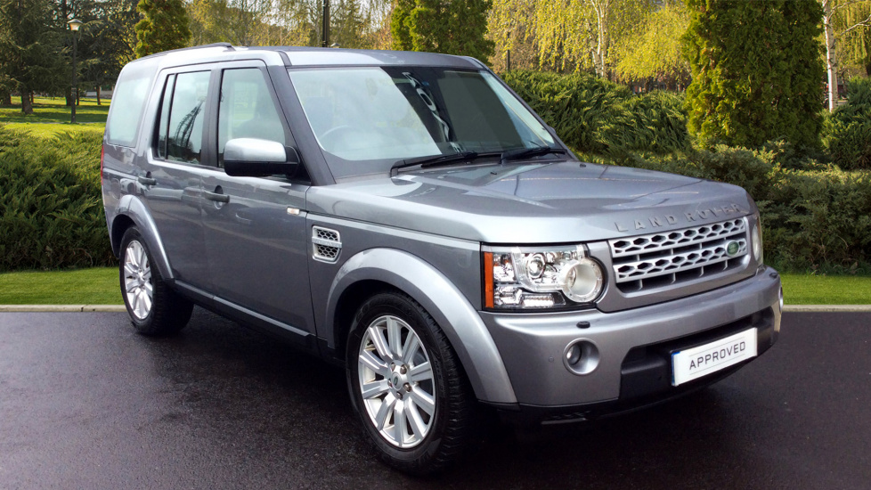 Land Rover Discovery 3.0 SDV6 255 XS 5dr Diesel Automatic 4x4 (2013) image