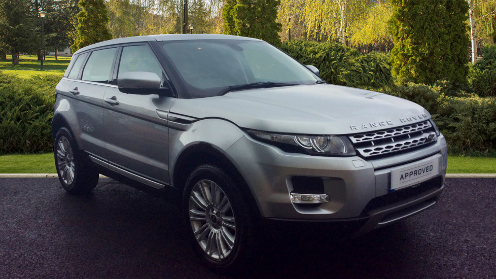Land Rover Range Rover Evoque 2.2 SD4 Prestige 5dr [Lux Pack] Diesel Automatic 4x4 (2013) image