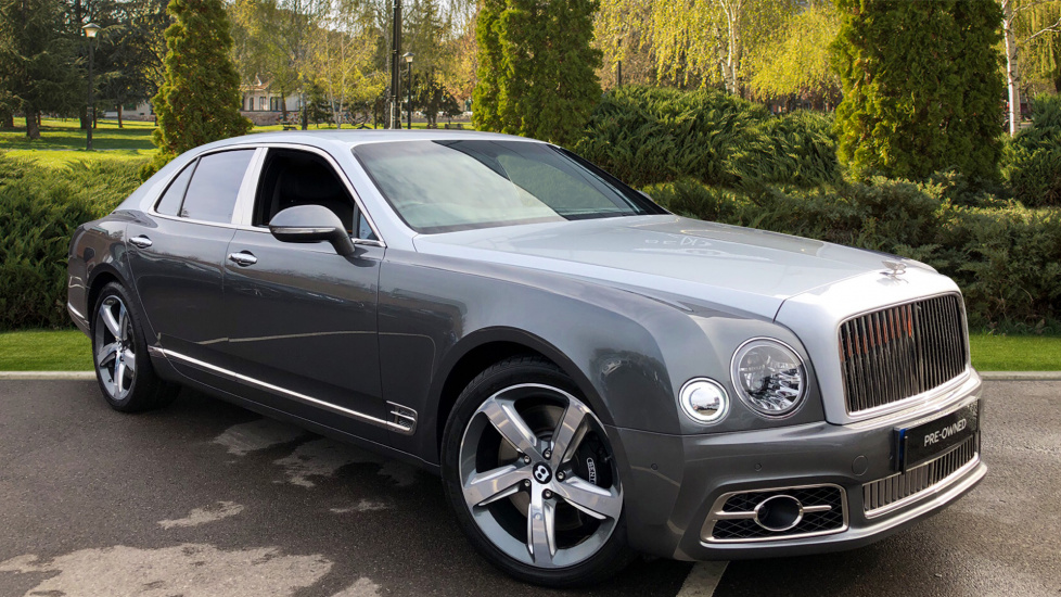 Bentley Mulsanne Speed 6.8 V8 Speed 4dr Auto Automatic 5 door Saloon (2017) image