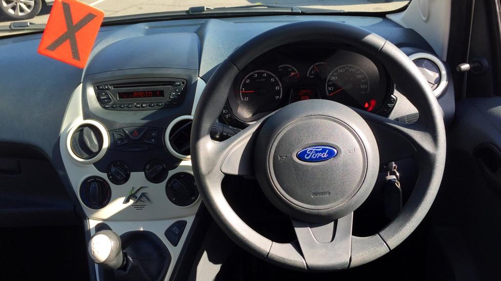 Ford Ka   Edge Start Stop Image