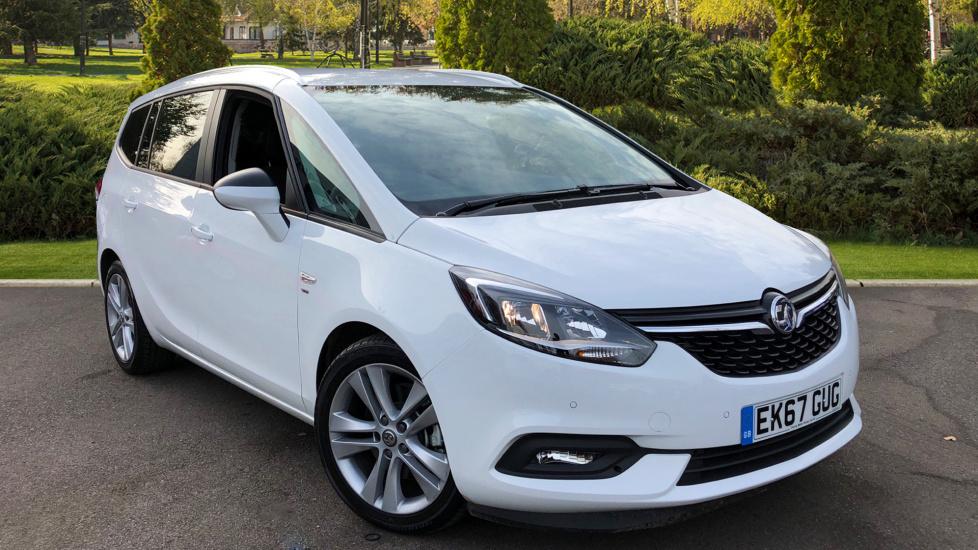 Vauxhall Zafira 2.0 CDTi SRi 5dr Diesel Estate (2017) image