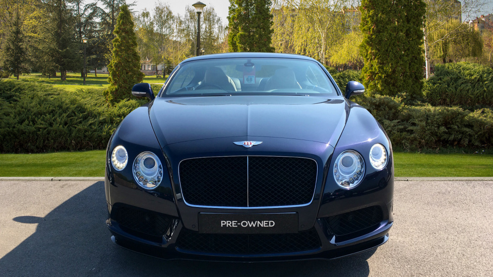 Bentley Continental GT 4.0 V8 S Mulliner Driving Spec 2dr  Automatic Coupe (2015)