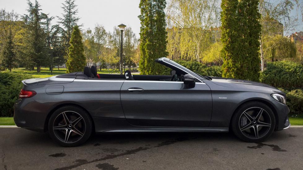 ... Mercedes Benz C Class C43 4Matic Premium Plus 5dr Auto Image 5  Thumbnail ...