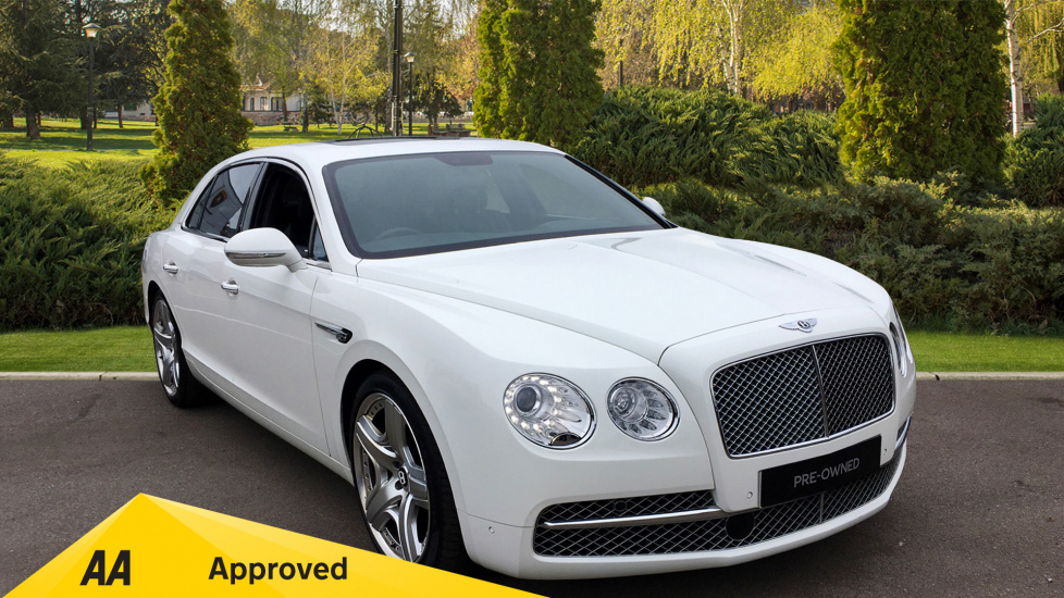 Bentley Flying Spur 6.0 W12 Automatic 4 door Saloon (2013)