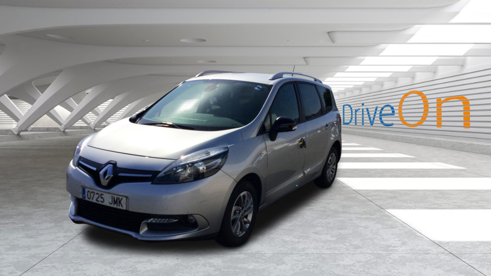 RENAULT GRAND SCÉNIC LIMITED ENERGY DCI 130 CV ECO2