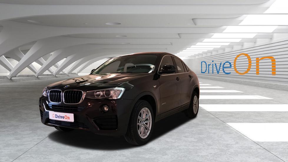 BMW X4 XDRIVE 20D 190CV 5P