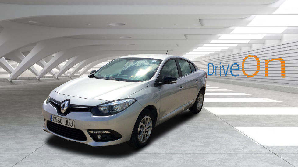 RENAULT FLUENCE LIMITED DCI  110CV 4P MANUAL