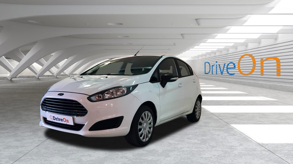 FORD FIESTA 1.5 TDCI 75CV TREND 5P MANUAL