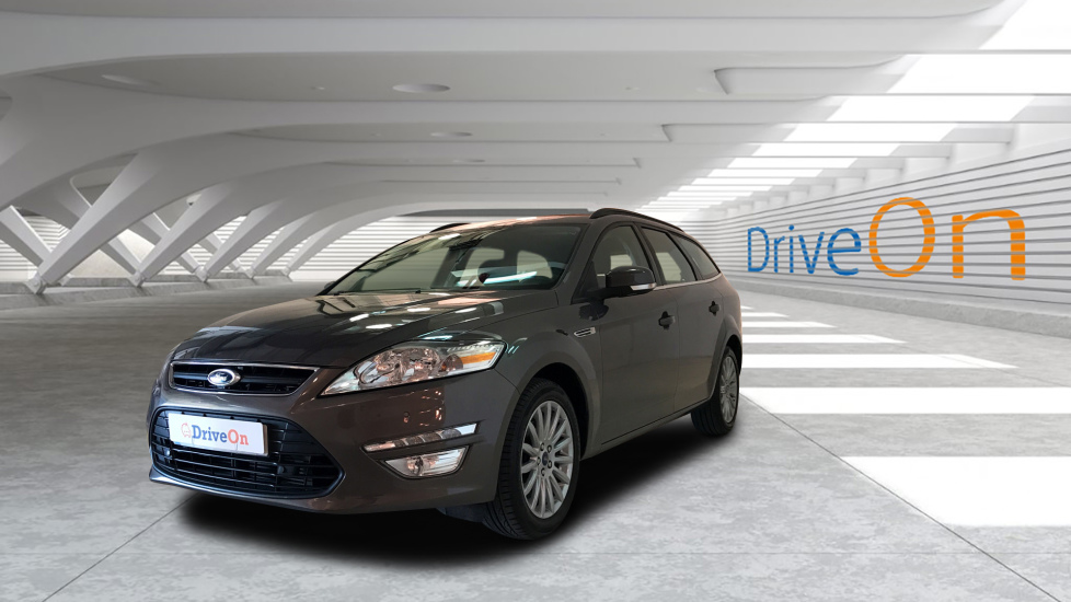 FORD MONDEO 1.6 TDCI A-S-S LIMITED EDITION SPORTBREAK