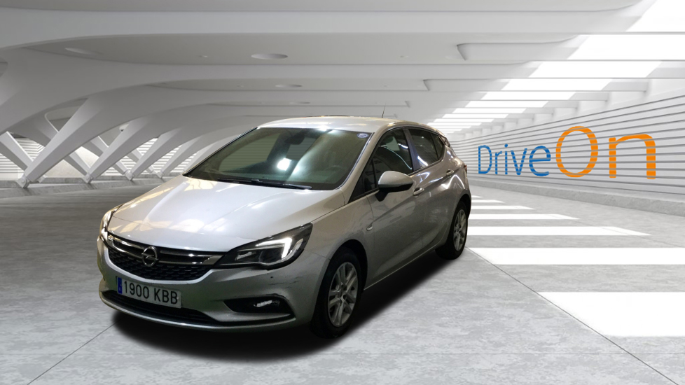 OPEL ASTRA 1.6 CDTI 81KW (110CV) BUSINESS ) 5P