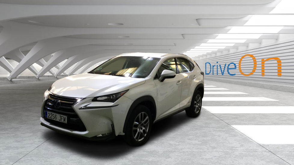 LEXUS NX 300H EXECUTIVE 4WD TECNO + NAVIBOX 197CV 5P AUT