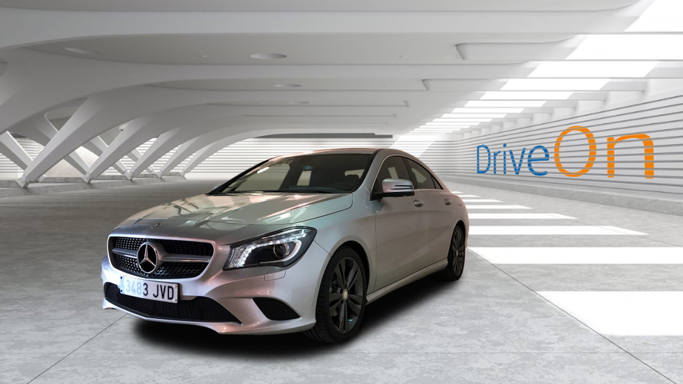 MERCEDES CLASE  CLA 200 (136CV) 4P MANUAL