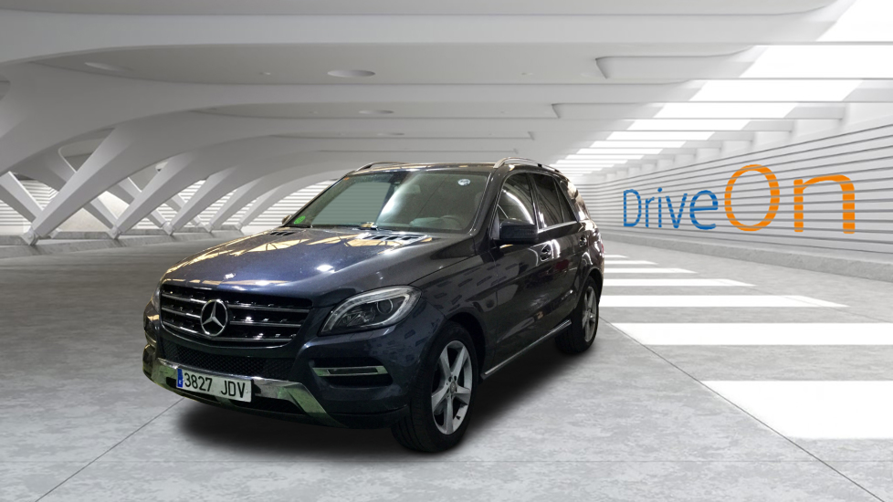 MERCEDES CLASE M ML 250 BLUETEC 4MATIC  204CV 5P AUTOMÁTICO