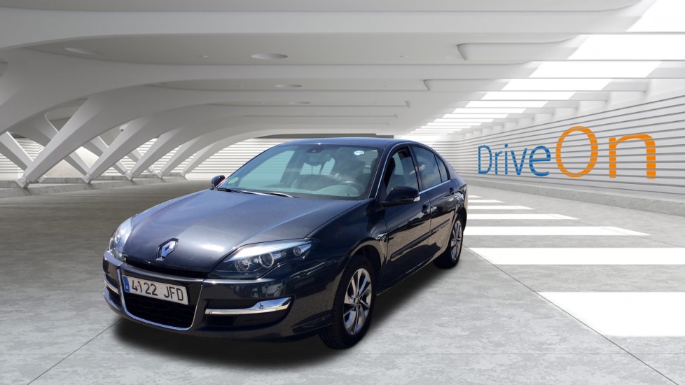 RENAULT LAGUNA LIMITED DCI  ECO2  110CV 5P MANUAL