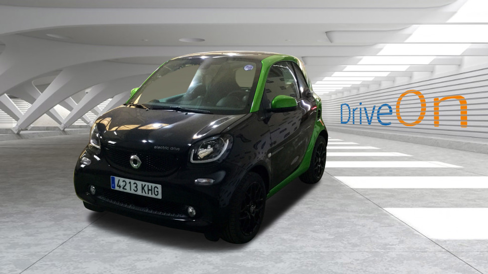 SMART FORTWO (81CV) ELECTRIC DRIVE COUPE  3P