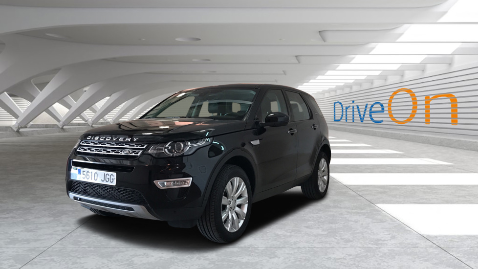 LAND ROVER DISCOVERY SPORT TD4 4WD HSE LUX AT 7 ASIENTOS 150CV