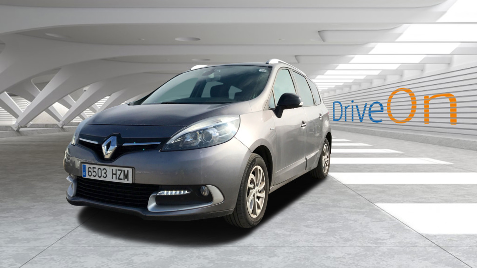 RENAULT GRAND SCÉNIC LIMITED ENERGY DCI  ECO2 7P 110CV 5P MANUAL
