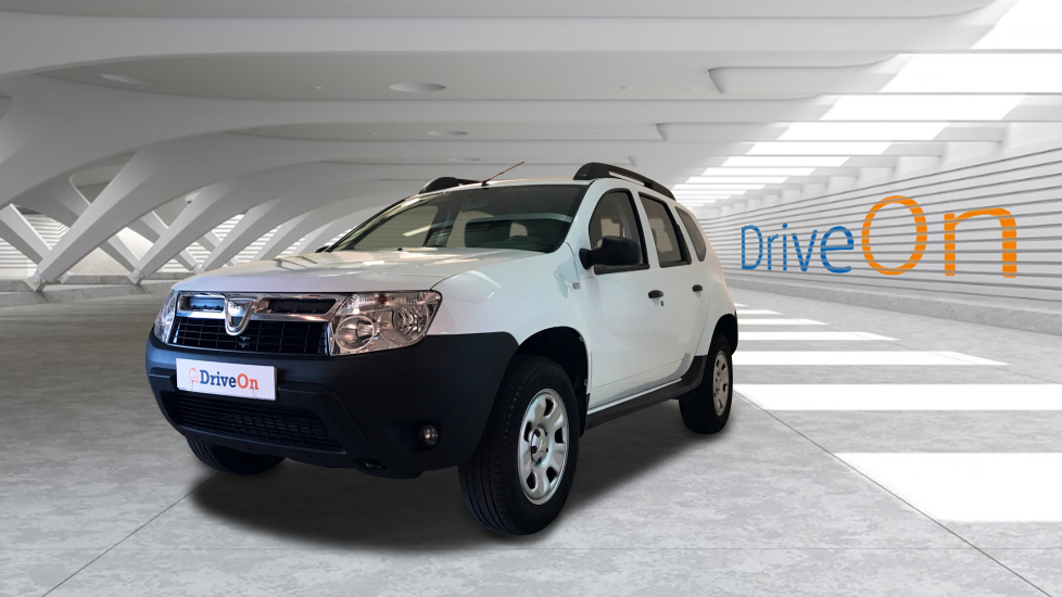 DACIA DUSTER AMBIANCE DCI 90CV 5P MANUAL