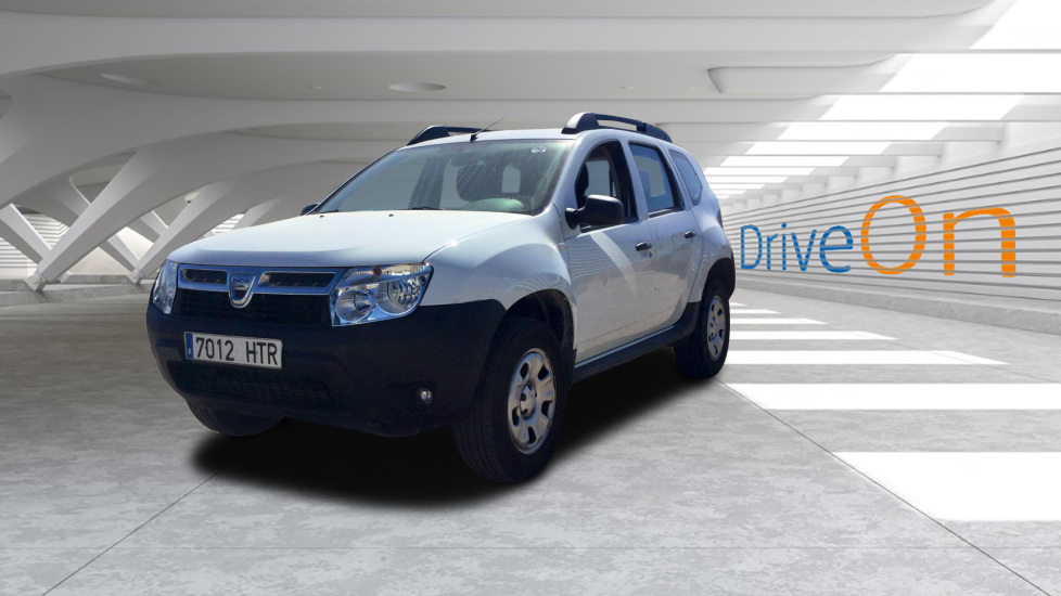 DACIA DUSTER AMBIANCE 2013 DCI 90CV 5P MANUAL