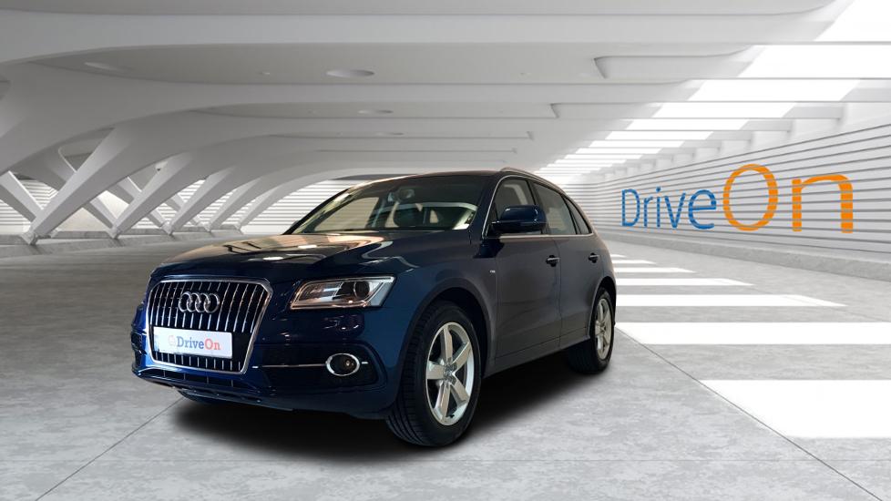 AUDI Q5 2.0 TDI 150CV ULTRA S LINE EDITION  5P MANUAL