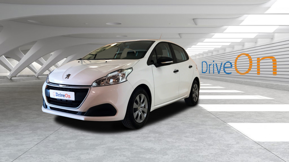 PEUGEOT 208 5P BUSINESS LINE 1.6 BLUEHDI 75CV 5P MANUAL