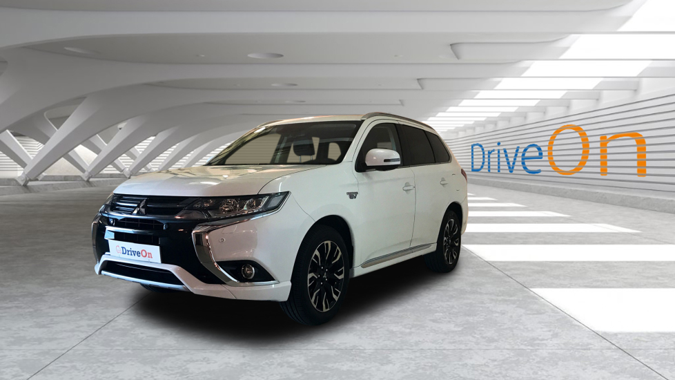 MITSUBISHI OUTLANDER 2.0 PHEV KAITEKI AUTO 4WD TODOTERRENO 149KW (203CV)