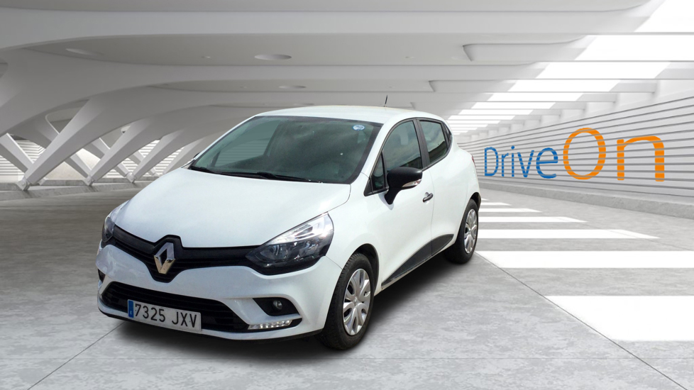 RENAULT CLIO BUSINESS ENERGY DCI 75CV 5P MANUAL