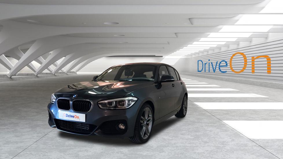 BMW SERIE 1 120D 190CV 5P MANUAL