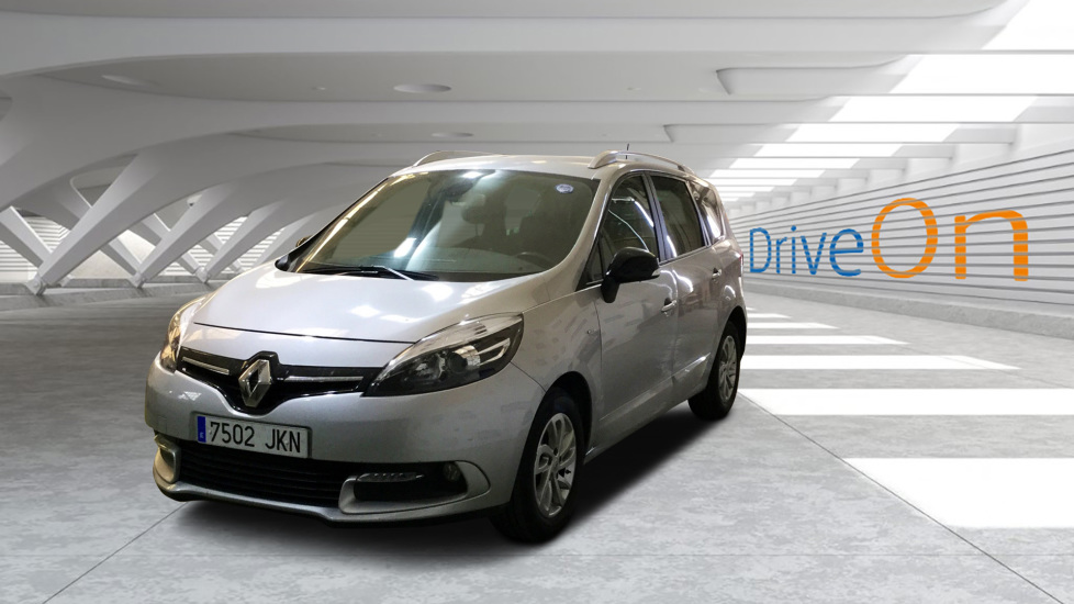 RENAULT GRAND SCÉNIC LIMITED ENERGY DCI 130CV