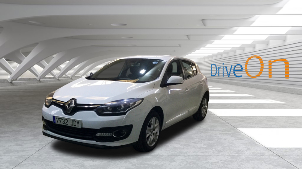 RENAULT MÉGANE BUSINESS DCI 95 ECO2  95CV 5P MANUAL