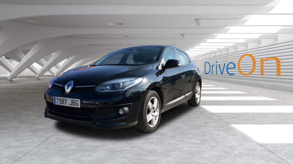 RENAULT MÉGANE BUSINESS DCI ECO2 95CV 5P MANUAL