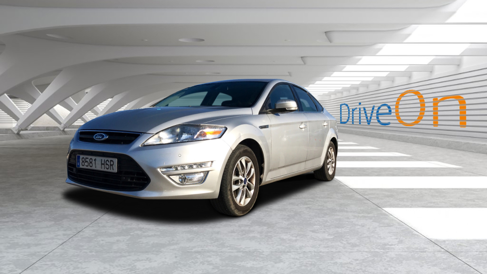 FORD MONDEO 1.6 TDCI A-S-S 115CV DPF ECONETIC-TREND  5P