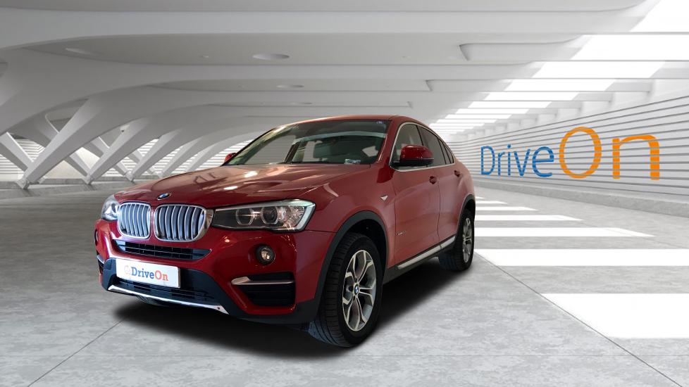 BMW X4 XDRIVE20D 190CV 5P
