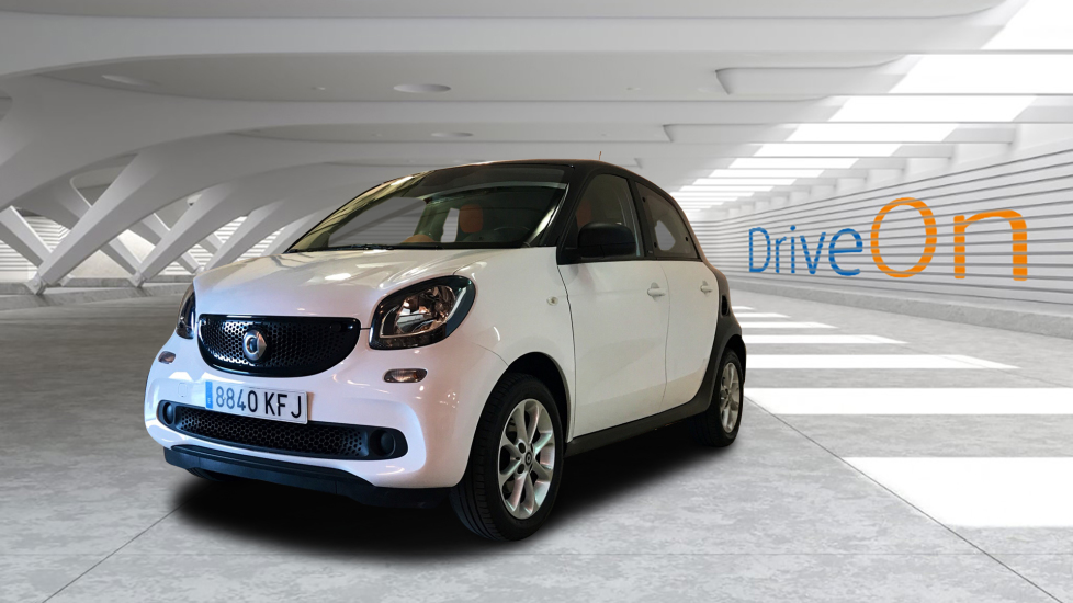 SMART FORFOUR 0.9 66KW (90CV) S/S PASSION 5P MANUAL