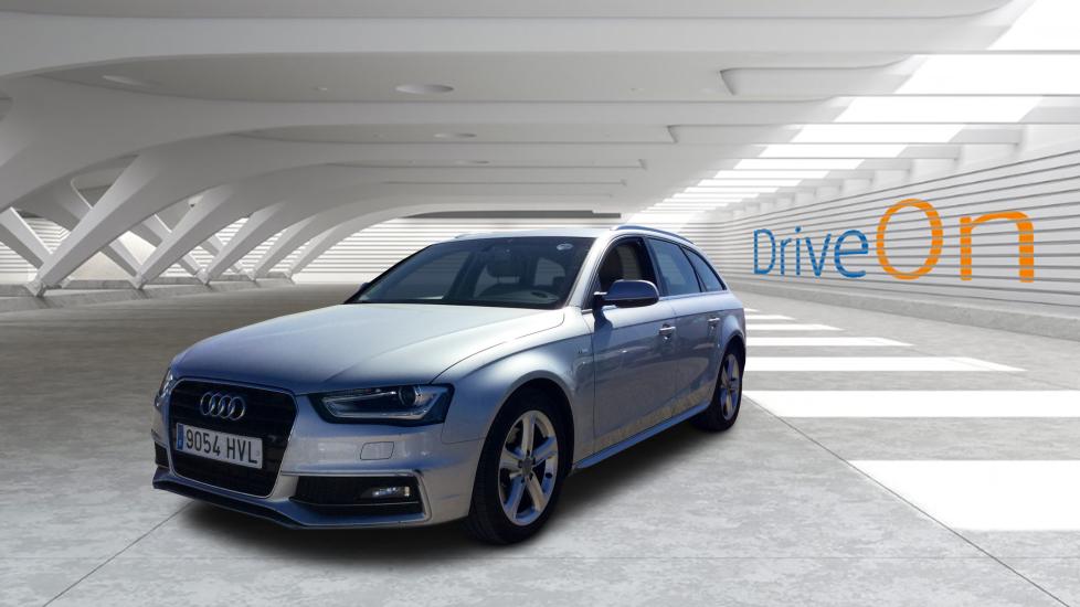 AUDI A4 AVANT 2.0 TDI MULTITR ADVANCED EDIT  150CV 5P AUTOMÁTICO
