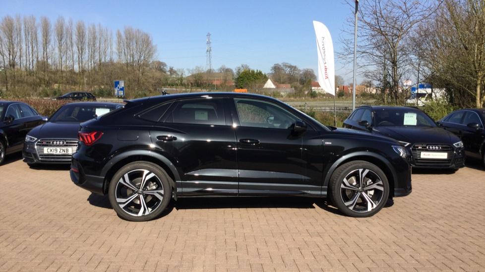 Audi Q3 Sportback Edition 1 45 TFSI quattro 230 PS S tronic £42,000