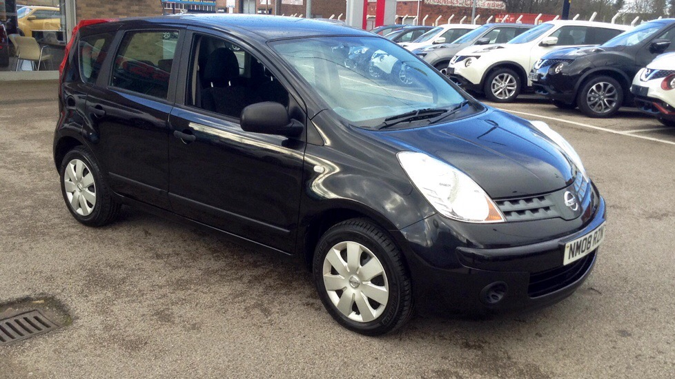 used nissan note 1 4 visia 154131011 chorley wigan chorley nissan. Black Bedroom Furniture Sets. Home Design Ideas
