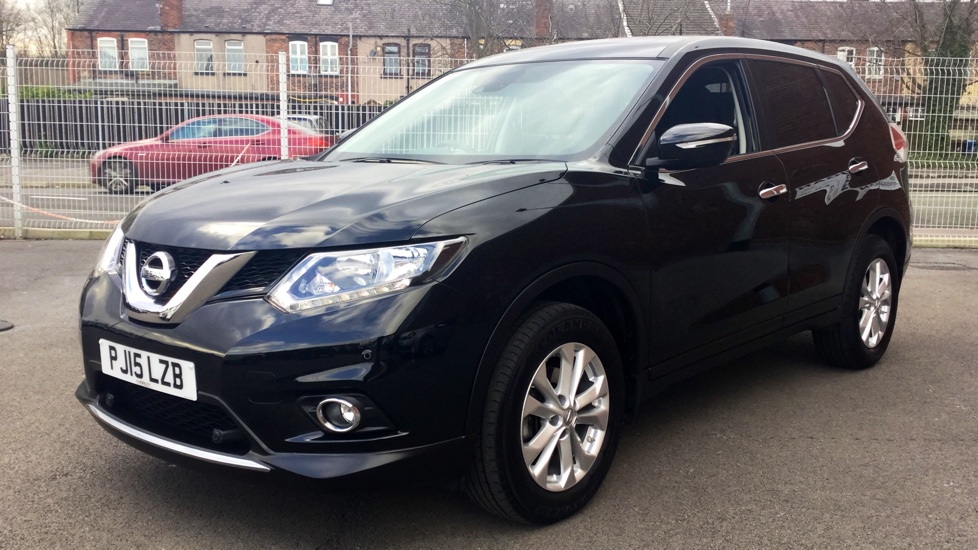 used nissan x trail 1 6 dci acenta 193611011 chorley wigan chorley nissan. Black Bedroom Furniture Sets. Home Design Ideas