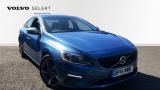Volvo S60 D2 R Design Lux Nav