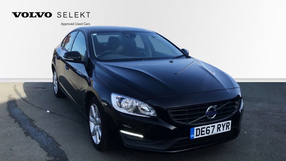 Volvo S60 D4 Business Edition Manual