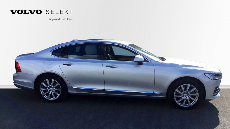 Volvo S90 D4 190hp Inscription Geartronic (9' Touch Screen, Full Leather, Winter Pack, Rear Park, 18' Alloys)