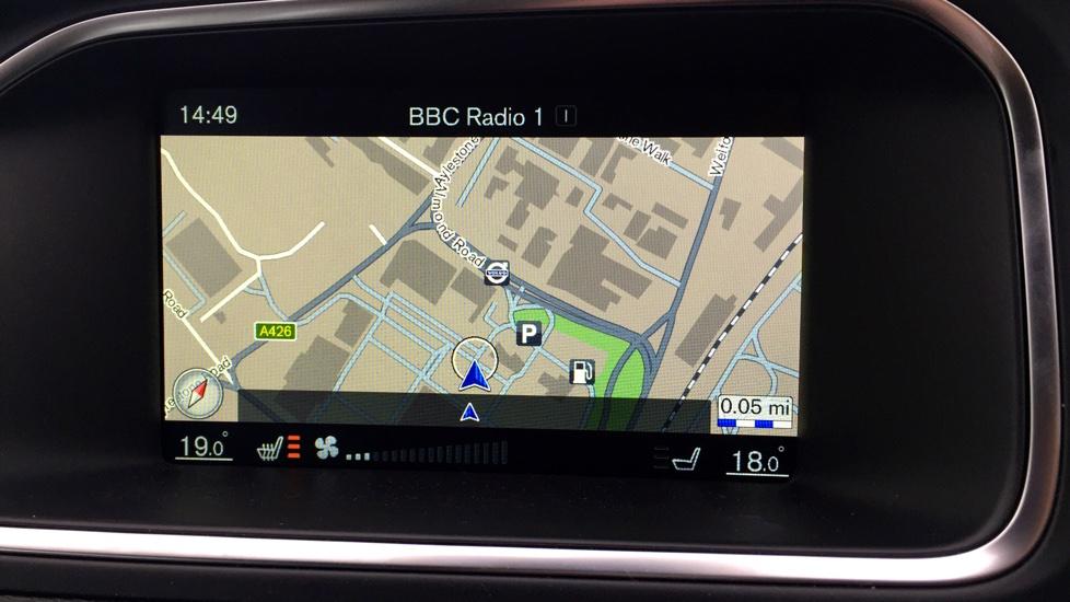 Volvo V40 D2 Inscription Manual Winter Pack, Navigation & Led Lights